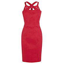 Buy Coast Delaney Dress, Pink Online at johnlewis.com