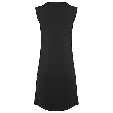 Buy L.K. Bennett Narail Knitted Dress, Black Online at johnlewis.com