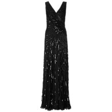 Buy Ariella Juliet Sequin Long Dress Online at johnlewis.com