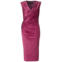 Buy Ariella Alexia Jersey Short Dress, Pink Online at johnlewis.com