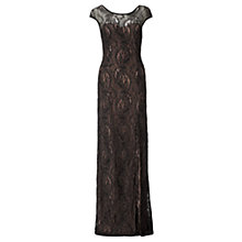 Buy Ariella Nicole Beaded Dress, Black Online at johnlewis.com