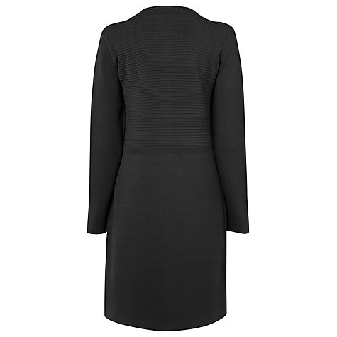 Buy L.K. Bennett Burnie Cardigan, Black Online at johnlewis.com