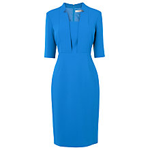 Buy L.K. Bennett Detroit Dress, Snorkel Blue Online at johnlewis.com