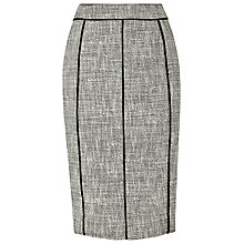 Buy L.K. Bennett Agra Pencil Skirt, Black Online at johnlewis.com