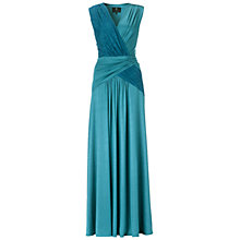 Buy Ariella Miranda Dress, Teal Online at johnlewis.com