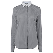 Buy L.K. Bennett Zella Fitted Shirt, Print Online at johnlewis.com