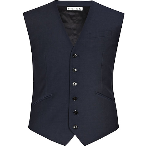 Buy Reiss Youngs Formal Mixer Waistcoat Online at johnlewis.com