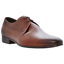 Buy Dune Razor Leather Gibson Shoes Online at johnlewis.com