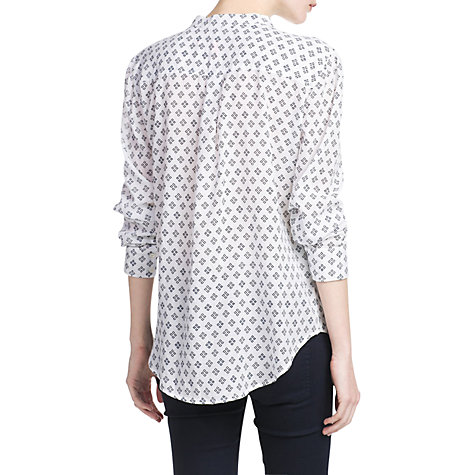 Buy Mango Printed Blouse Online at johnlewis.com