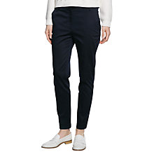 Buy Mango Stretch Cotton Suit Trousers Online at johnlewis.com