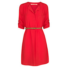 Buy Mango V-Neck Dress Online at johnlewis.com
