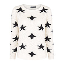 Buy Mango Star Jumper Online at johnlewis.com