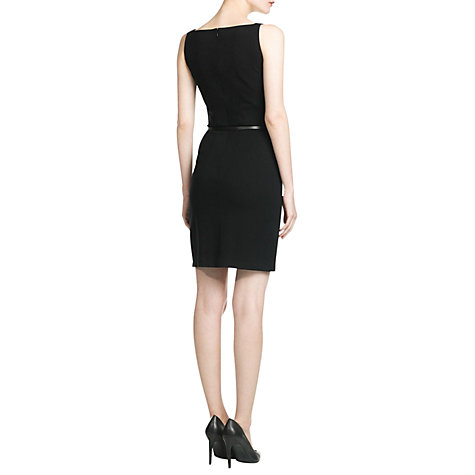 Buy Mango Square Neckline Dress Online at johnlewis.com