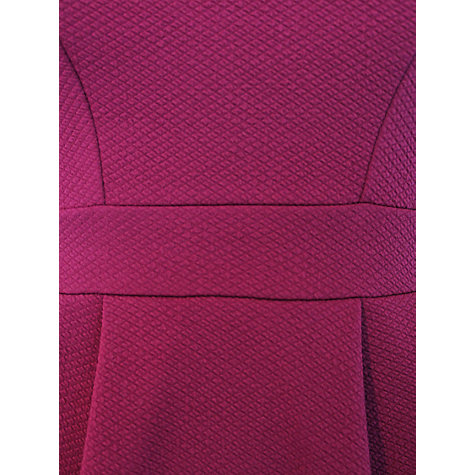 Buy Closet V-Back Dress, Pink Online at johnlewis.com