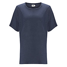 Buy Kin by John Lewis Boxy Linen T-Shirt Online at johnlewis.com