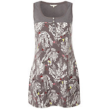 Buy White Stuff Puffin Vest, Drizzle Grey Online at johnlewis.com