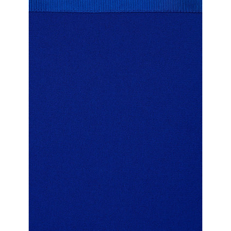 Buy Hobbs Invitation Clemency Skirt, Bright Blue Online at johnlewis.com