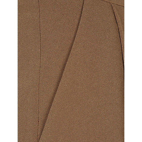 Buy Hobbs Gillian Trousers, Bronze Online at johnlewis.com
