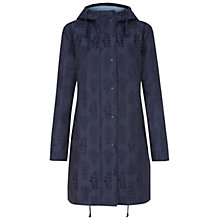 Buy NW3 by Hobbs Leaf Parka, Navy Multi Online at johnlewis.com