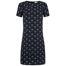 Buy NW3 by Hobbs May Dress, Oxford Bluu Multi Online at johnlewis.com