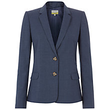 Buy NW3 by Hobbs Andy Jacket, Medium Blue Online at johnlewis.com