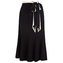 Buy Jacques Vert Cream Crepe Skirt Online at johnlewis.com