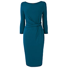 Buy Phase Eight Shania Jersey Dress, Teal Online at johnlewis.com