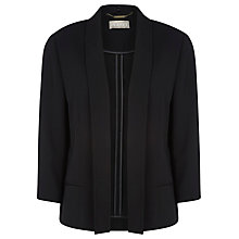 Buy Planet Short Jacket, Black Online at johnlewis.com