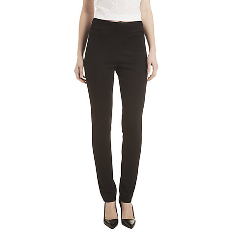 Buy Gérard Darel Trousers, Black Online at johnlewis.com