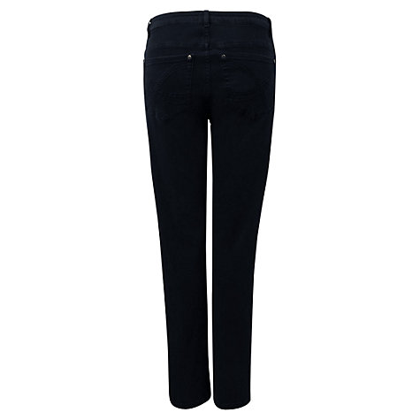 Buy East Denim Stretch Jeans, Dark Denim Online at johnlewis.com