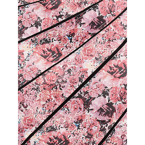 Buy Phase Eight Elinor Print Dress, Multi/Pink Online at johnlewis.com