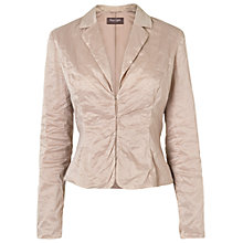 Buy Phase Eight Melinda Jacket, Oyster Online at johnlewis.com
