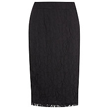 Buy Planet Lace Skirt, Black Online at johnlewis.com