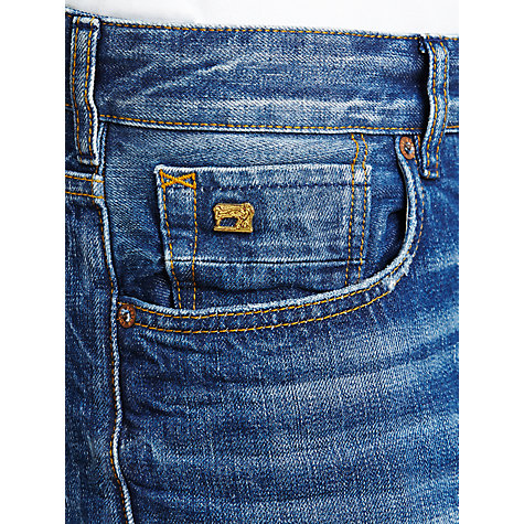 Buy Scotch & Soda Ralston Jeans, Absolute Blue Online at johnlewis.com