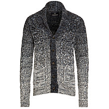 Buy Scotch & Soda Cable Dandy Cardigan, Navy/White Online at johnlewis.com
