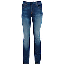 Buy Scotch & Soda Skim Jeans, Burning Bush Online at johnlewis.com
