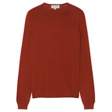 Buy Jigsaw Pima Cotton Raglan Sweater Online at johnlewis.com