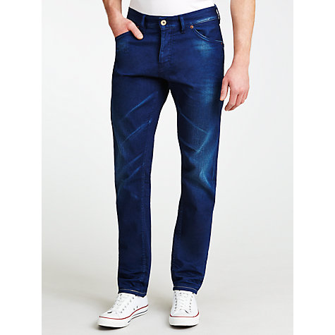Buy Scotch & Soda Phadon Slim Rough Jeans, Rough Touch Online at johnlewis.com