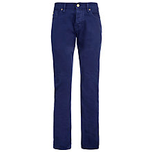 Buy Scotch & Soda Ralston - Cuts and Colours Jeans, Blue Online at johnlewis.com