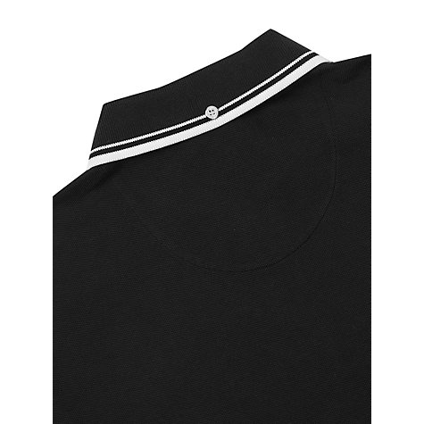Buy Ben Sherman New Romford Polo Shirt, Jet Black Online at johnlewis.com