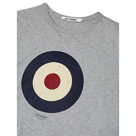 Buy Ben Sherman Target T-Shirt Online at johnlewis.com