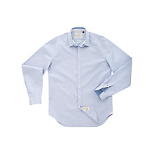 Buy Thomas Pink Albon Stripe Long Sleeve Shirt Online at johnlewis.com