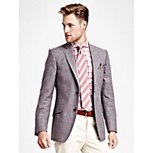 Buy Thomas Pink Angus Jacket, Grey/Pink Online at johnlewis.com