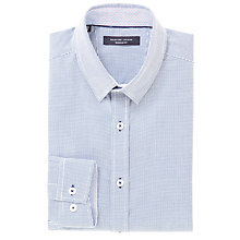Buy Selected Homme Covern Oxford Long Sleeve Shirt, Navy Online at johnlewis.com