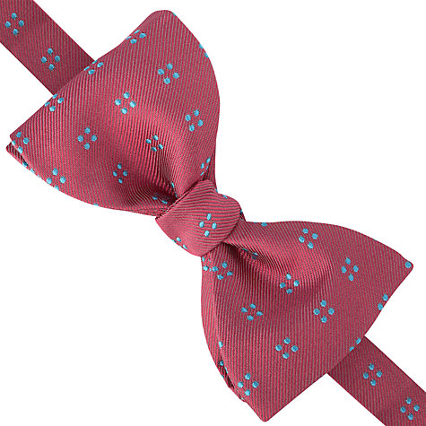Buy Thomas Pink Chesham Self Tie Bow Tie Online at johnlewis.com