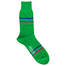 Buy Thomas Pink Ferndale Stripe Socks Online at johnlewis.com