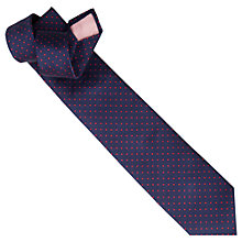 Buy Thomas Pink Axbridge Spot Woven Tie Online at johnlewis.com