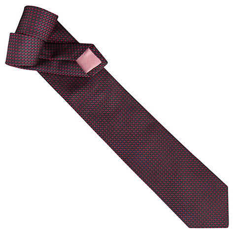 Buy Thomas Pink Gordan Woven Silk Tie Online at johnlewis.com