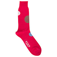 Buy Thomas Pink Petworth Dot Socks Online at johnlewis.com