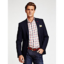 Buy Thomas Pink Creta Pink Blazer, Navy Online at johnlewis.com